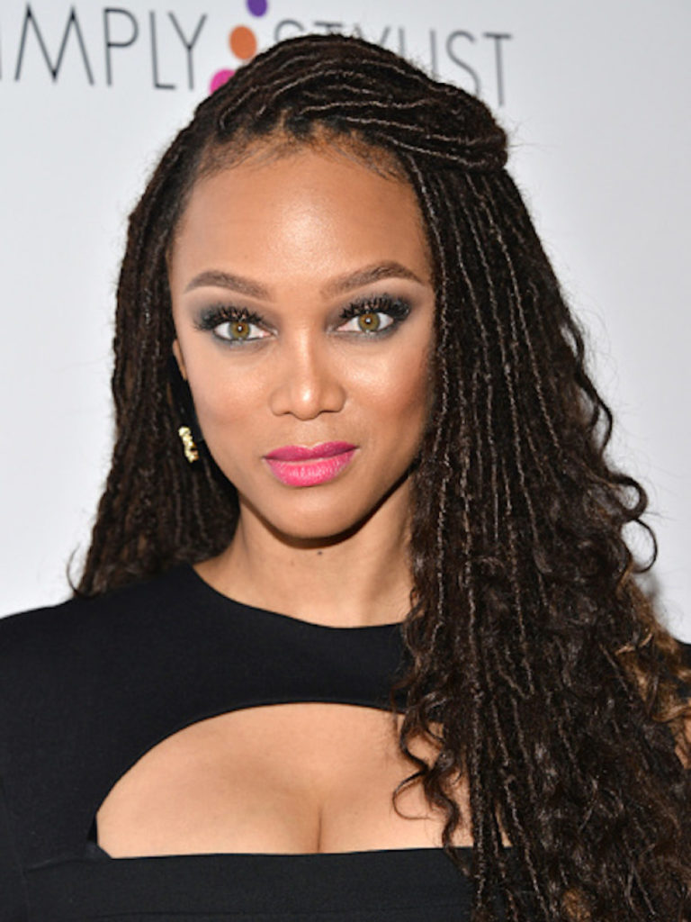 Quick easy ways to curl your braids, weaves and dreads