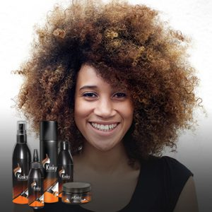Kinky Aftercare Hair Products