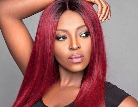 Naomi Campbell Kinky Hair