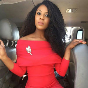 Jessica Nkosi Attention Grabbing Curls with Kinky Hair