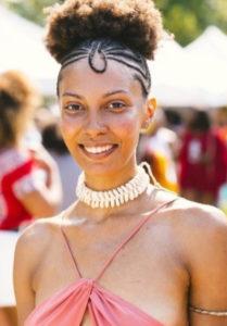 9. African goddess